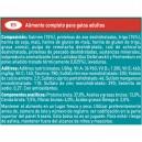 Ingredientes de pienso Purina One Bifensis Esterilizados rico en Salmón y Trigo