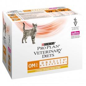 Purina Pro Plan Veterinary Diet FELINE OM Pouch