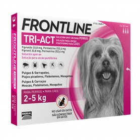 Frontline Tri-Act 3 pipetas