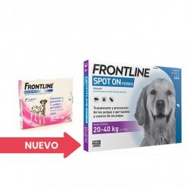 Frontline Spot On Perros 20-40 Kg