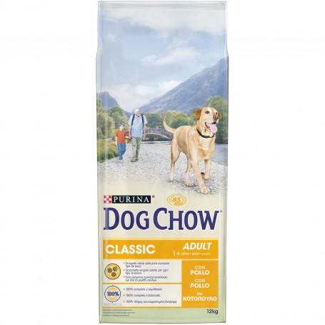 Purina  Dog Chow  Pienso para Perro Adulto Classic con Pollo