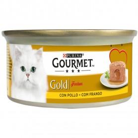 Purina Gourmet Gold Fondant con Pollo
