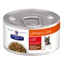 Hill's Prescription Diet Feline c/d Urinary Stress Estofado con Pollo y Verduras