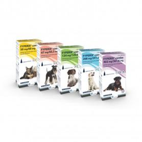 Fyperix Combo Gato y Perro 3 pipetas