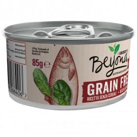 Purina Beyond Grain Free Gato Sabor Salmón