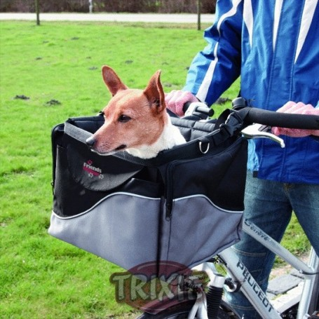Transportín frontal bicis