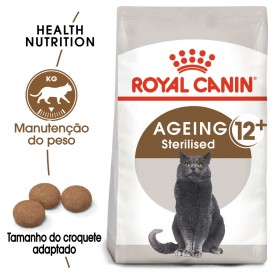 Royal Canin Sterilised +12