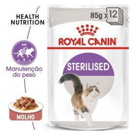 Royal Canin Sterilised Pouch Molho