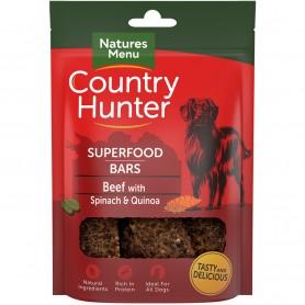 Snacks Deshidratados Natures Menu Country Hunter Ternera, Espinacas...