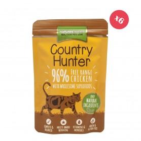 NM Country Hunter Bolsas Gato Pollo
