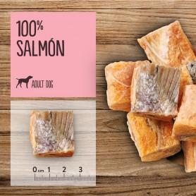 True Instinct Natural & Tasty Cubes Real Salmón
