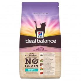 Hill's Ideal Balance Feline Adult No Grain con Atún y Patata