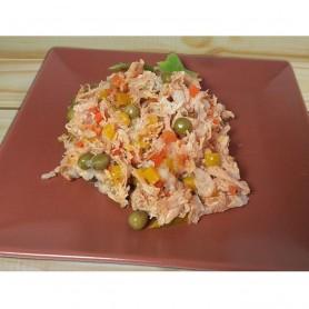 Natural Greatness Pechuga de Pollo con Verduras perro (lata)