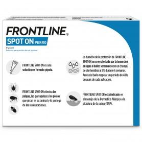 Frontline Spot On Cani +40 Kg