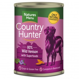 NM Country Hunter Latas Perro Venado