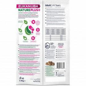 Eukanuba Nature Plus+ Adult Large Breed Salmon y Arroz