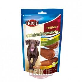 Premio Muslos de Pollo, 5 uds, 95 g, Snacks para perros, golosinas suaves