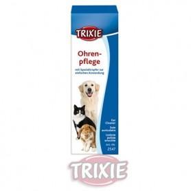 Limpiador de oidos Trixie, higiene para tu mascota