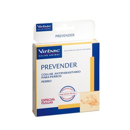 Coleira Antiparasitária Prevender