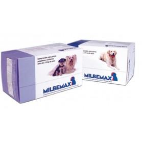 Milbemax masticable perros pequeños y cachorros