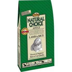 Nutro Natural Choice Adult Cordeiro e Arroz