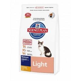 Hill's Science Plan Feline Mature Adult 7+ Light