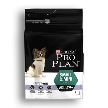 Purina Pro Plan Small & Mini Adult 9+
