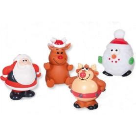 Muñeco navideño de látex