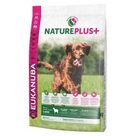 Eukanuba Nature Plus+ Puppy Cordero