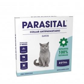 Parasital Collar Gato, antiparasitarios para gato