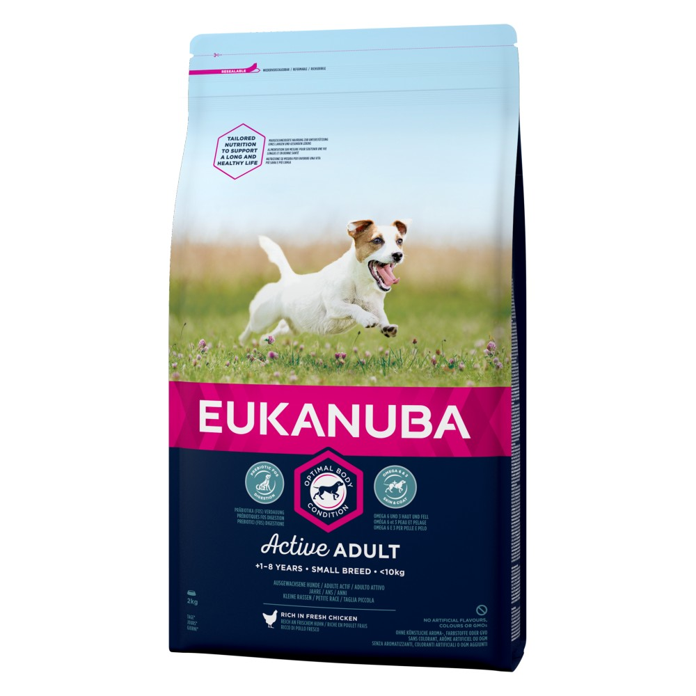 Eukanuba Adult Small Breed