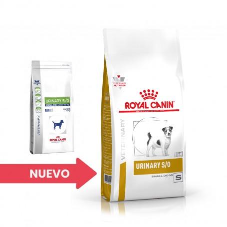 Pienso Royal Canin Urinary S/O Small Dog