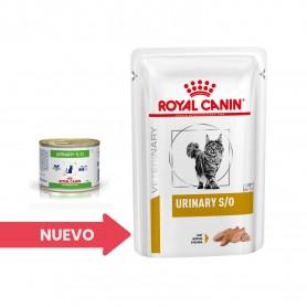 Royal Canin Urinary S/O Feline Paté en Sobre