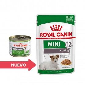 Royal Canin Health Nutrition Húmedo Mature +8