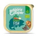 Edgard & Cooper, tarrinas sin gluten con pescado ecológico para perros adultos