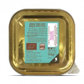 Edgard & Cooper, pack 17 tarrinas sin gluten con pescado ecológico para perros adultos
