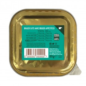 Edgard & Cooper, tarrinas sin cereales con pollo y pescado...