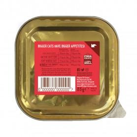 Edgard & Cooper, tarrinas sin cereales con pollo ecológico para...