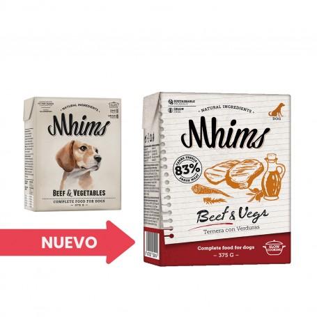 Comida húmeda para perros Mhims