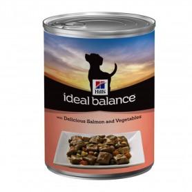 Hill's Ideal Balance Salmão e verduras (Lata)