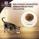 Croqueta de pienso Hill's Ideal Balance Feline Mature
