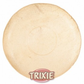 1 Prato para cão, em pele 100% natural