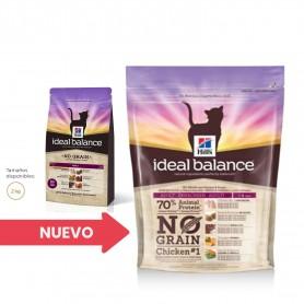 Hill's Ideal Balance Feline Adult No Grain