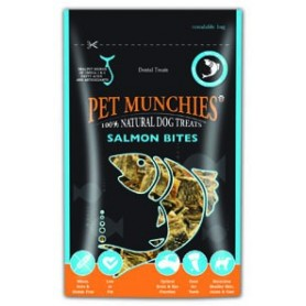 Pet Muchies Salmón Bites