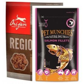 Snack Orijen/Pet Munchies Sorpresa